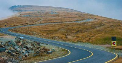 S-a redeschis circulația rutieră pe Transalpina