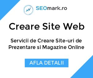 creare site-uri web - seomark.ro