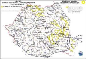 Harta atentionare hidrologica nr. 26 din 17.06.2017.JPG