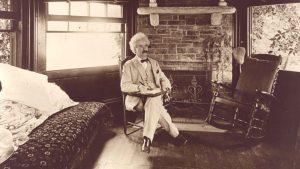 Mark Twain scriitor