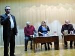 Lansare de carte semnată de profesorul Victor Aciocîrlănoaiei