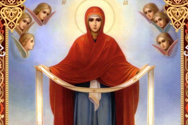 Creștinii prăznuiesc Acoperământul Maicii Domnului mâine, 1 octombrie
