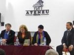 O nouă lansare de carte la Ateneul din Tecuci, sub semnătura scriitorului Gheorghe Andrei Neagu