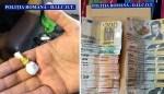 Trei persoane arestate într-un dosar privind trafic de droguri la Tecuci