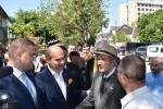 Rareş Bogdan a fost la Tecuci - Foto