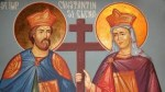 Sărbătoarea Sfinților Constantin și Elena