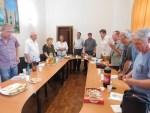 Cenaclu literar Tecuci. Un sărbătorit cu o nouă lansare  de carte