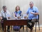 O altă ședință de cenaclu literar și o nouă lansare de carte