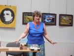 O nouă lansare de carte semnată de poeta brăileancă Violeta Craiu