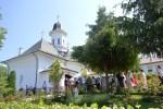 Sărbătoarea Sfintei Treimi. Hramul mănăstirii din Buciumeni
