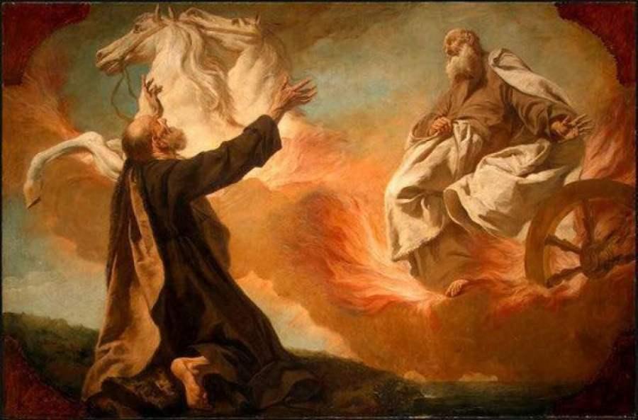 Legenda Sfântului Ilie. Tradiții și obiceiuri pentru ziua de 20 iulie