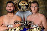 Daniel Scripcaru legitimat la CS Vătavu Team Kickbox Tecuci va lupta în Gala Colosseum Tournament