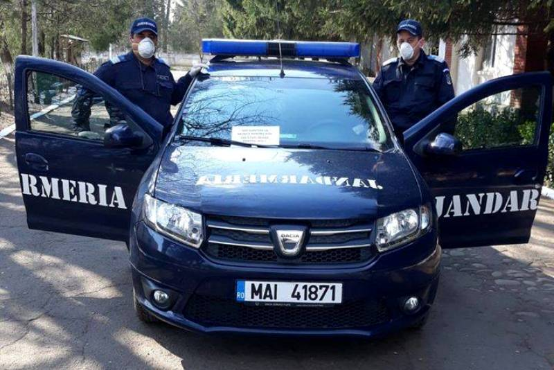 Jandarmi gălăţeni în acţiune. Copil semnalat ca răpit