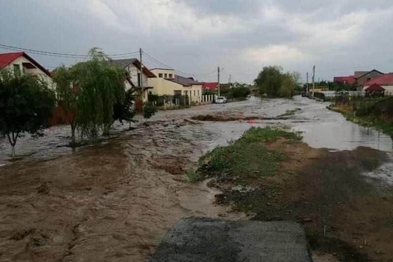 Guvernul PNL a alocat 1.666.000 de lei pentru 10 localități din județul Galați, afectate de inundații