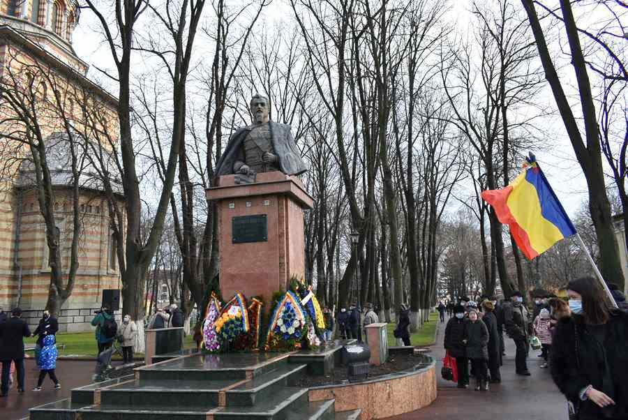 Unirea Principatelor Române marcată la Tecuci – Foto