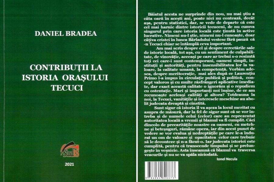 Daniel Bradea în ediție completă
