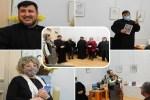 """Dublă lansare de carte la Biblioteca municipală """"Ștefan Petică"""" Tecuci"""