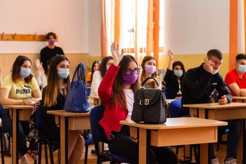 Consiliul Județean al Elevilor Galaţi îndeamnă elevii să ofere feedback profesorilor