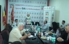 Organizaţia judeţeană a PSD şi-a exprimat solidaritatea cu Liviu Dragnea