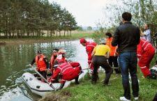 UPDATE Copilul de 12 ani, căzut în râul Vedea, a fost declarat decedat după aproape două ore de resuscitare