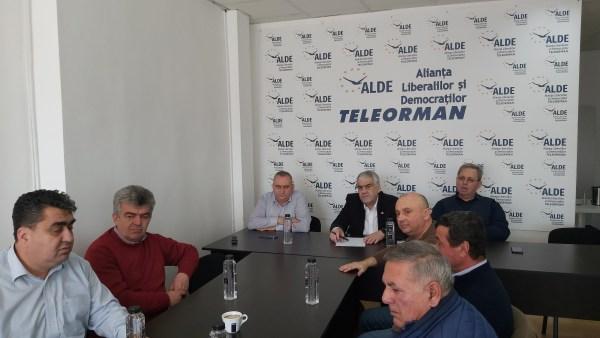 Comunicat de presă ALDE – apel la unitate