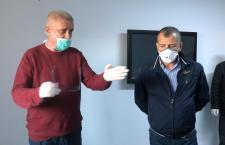 Punerea în funcțiune a aparatului pentru depistarea SARS-CoV-2, pe ultima sută de metri/ Cinci medici din județ vor fi instruiți în centre de prestigiu din București
