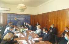 """Contractul de finanțare pentru extinderea sistemului apă-canal ar putea fi semnat în septembrie/ Raluca Turcan: """"Vorbim de o investiție cu aproximativ 139.000 de beneficiari direcți"""""""