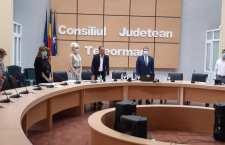 Consilierii județeni au validat mandatul reprezentantului ALDE Gheorghe Cojocaru