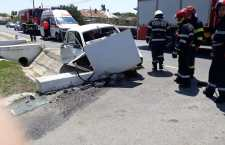 Accident rutier cu victime, la Plosca