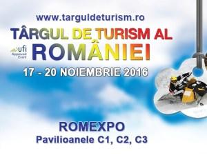Targul de turism al Romaniei 2016