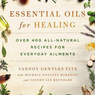 essential oils for healing over 400 allnatural recipes for everyday ailments