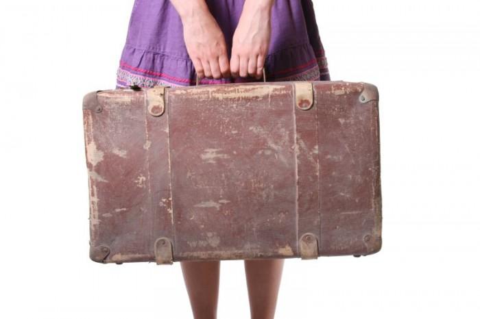 1. Вы несете много эмоционального багажа из прошлого