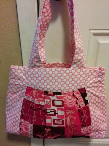 Pink Panther Bag