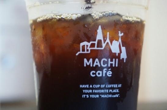 ローソン MACHI cafe アイスコーヒー