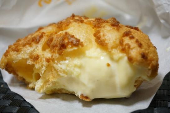 ビアードパパ クッキーシュークリーム