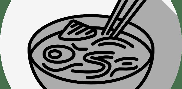 「長浜らーめん 土橋店」とんこつラーメンが食べたくなったらここだと思います。