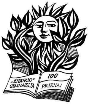"""Prienų-""""Žiburio""""-gimnazija-1100-logo"""