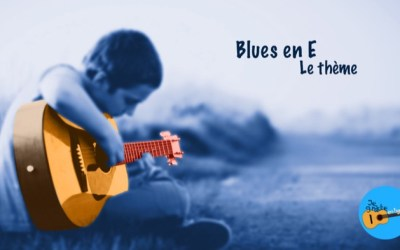 Blues en E – Thème