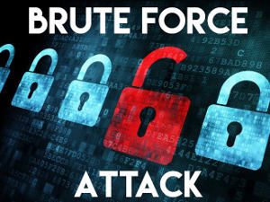 Brute force attacks - Zichtbaarophetinternet.nl