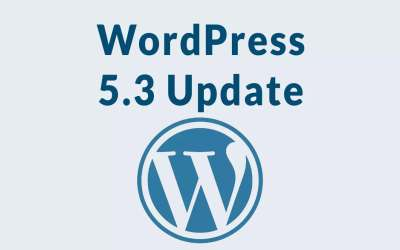 update wordpress 5.3