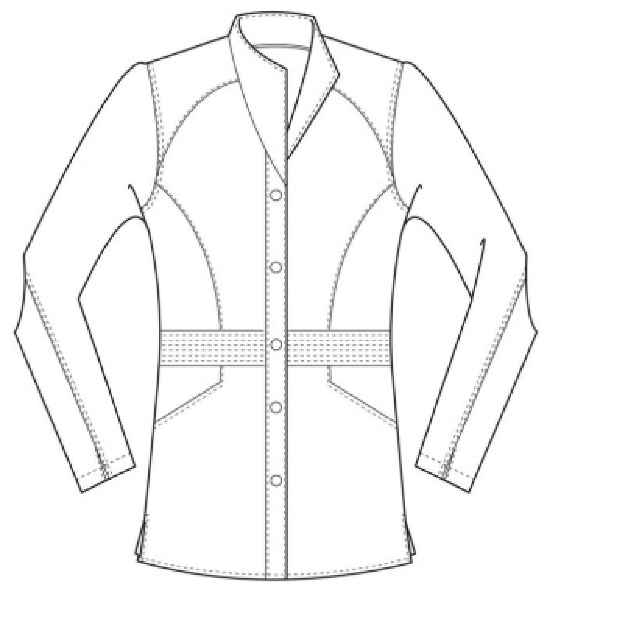 Hc Woman S 31 Lab Coat
