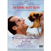 As Good As It Gets: Jack Nicholson & Helen Hunt