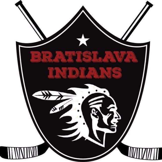 Hokejbal Bratislava Indians Logo