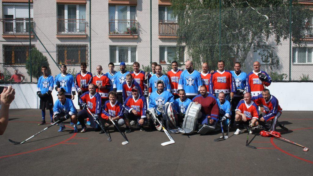 Hokejbal Ziegelfeld