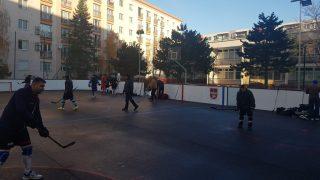 Hokejbal BHBL Ziegelfeld vs Hancop