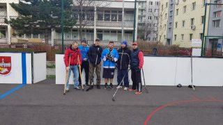 Zigelfeld Hokejbal Trening