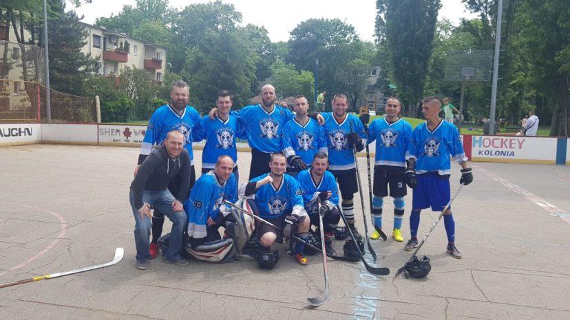 Hokejbal - Sme v semifinále! Report : Rebels vs Ziegelfeld - Ziegelfeld.sk
