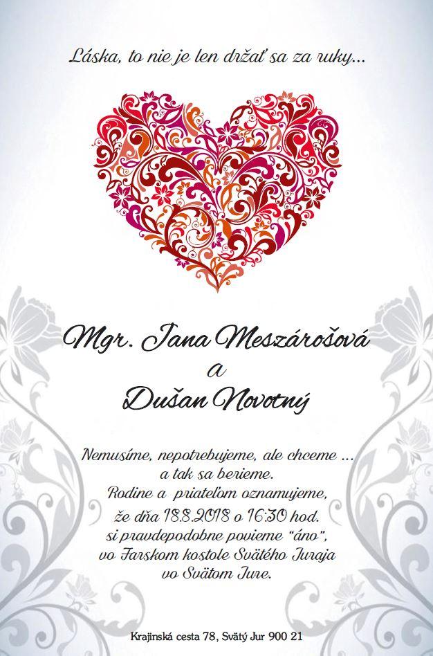 Ziegelfeld svadba Dušan