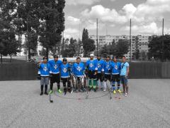 Hokejbal - AHK Peknikova vs Ziegelfeld