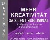 Mehr Kreativiät 3A Silent Subliminal
